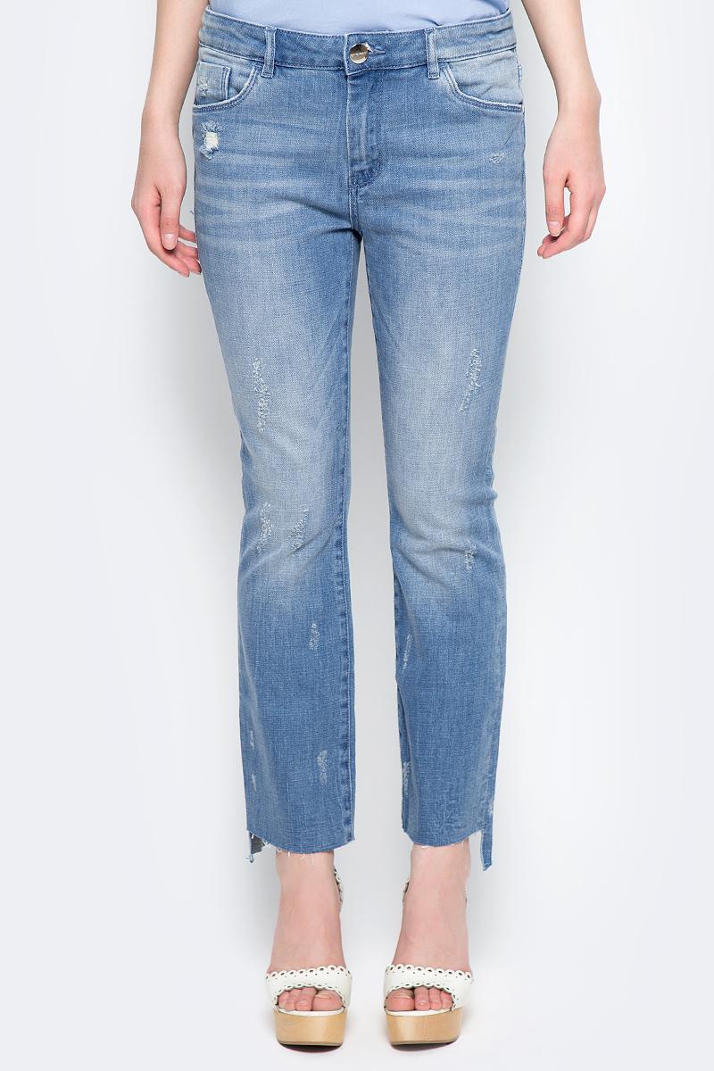 Джинсы женские Tom Tailor, цвет: голубой. 6205602.00.75_1392. Размер 26 (40/42)