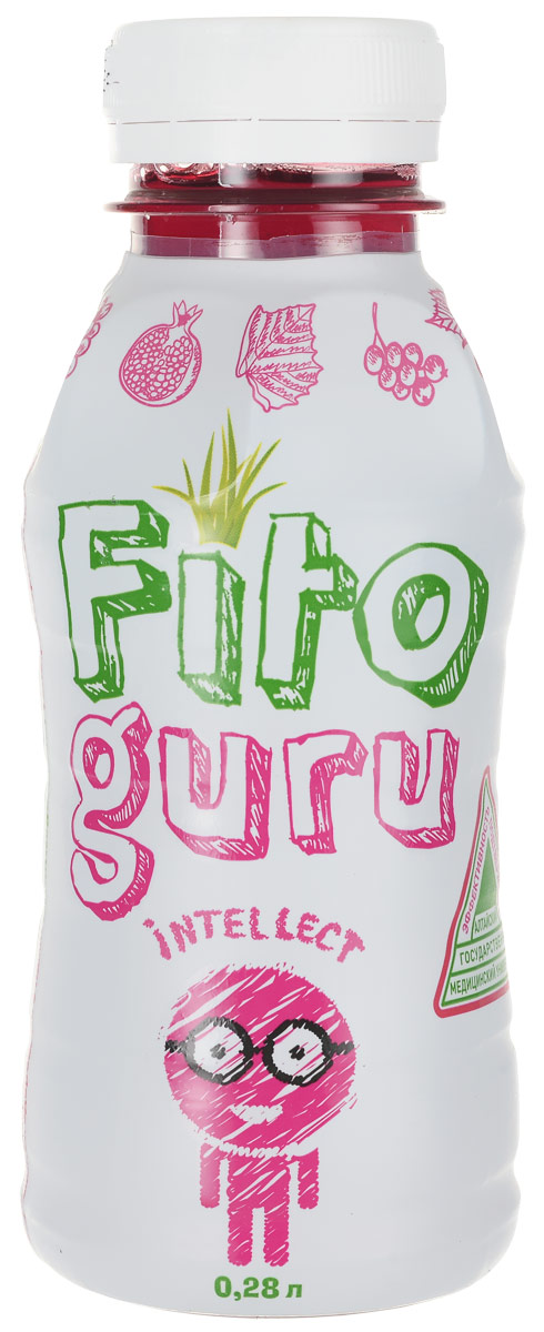 где купить Fitoguru Гранат, черноплодная рябина, мелисса сокосодержащий напиток, 0,28 л по лучшей цене