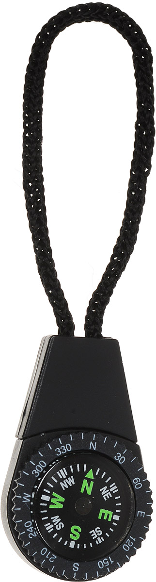 Компас-брелок Sol, на шнурке. SLA-004SLA-004Компас-брелок Sol очень компактен и имеет удобный шнурок для переноски. Корпус выполнен из пластика, обозначения зеленого цвета. Такой компас будет полезен каждому путешественнику, его можно прикрепить к рюкзаку или ключам.