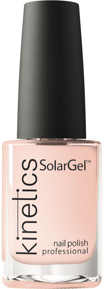 Kinetics Профессиональный лак SolarGel Polish 15 мл, тон 367KNP367Новое поколение профессиональных гелевых лаков для ногтей, которые наносятся как обычный лак, а выглядят как гель. Ультра модные и классические цвета, поражают своей стойкостью и разнообразием оттенков. Стойкость до 10 дней, не требует специальной сушки в UV/LED лампе. Рекомендуется использовать с верхним покрытием SolarGel Top Coat.