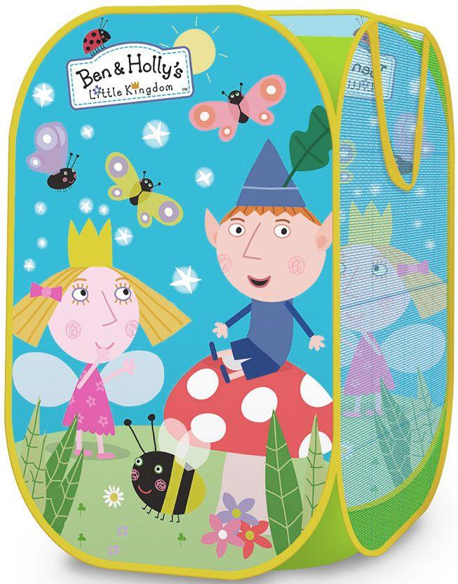 Ben&Holly Корзина для игрушек -  Ящики для игрушек
