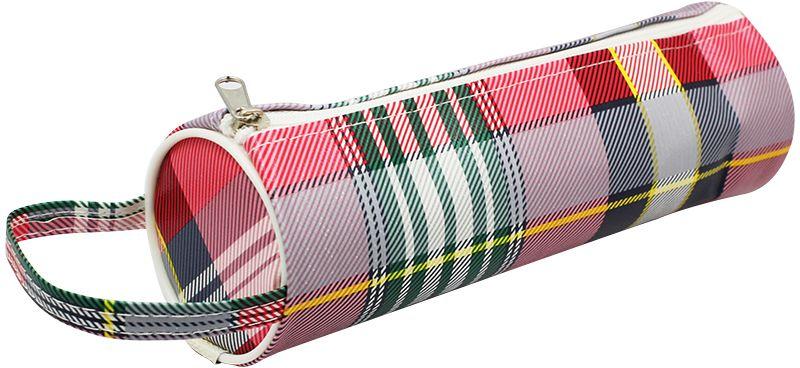 ArtSpace Пенал-тубус Red line цвет розовыйTn_11581Мягкий пенал-тубус ArtSpace Red line выполнен из прочного полиэстера и дополнен ручкой.Пенал содержит одно отделение для канцелярских принадлежностей и закрывается на надежную застежку-молнию.Пенал послужит отличным помощником во время занятий и позволит сохранить порядок на рабочем столе.