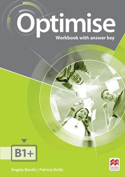 Optimise: Workbook With Key: Level B1+ Intermediate cambridge english empower pre intermediate workbook with answers level b1