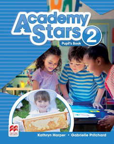 Academy Stars 2: Pupil's Book cambridge young learners english tests flyers 4 student s book