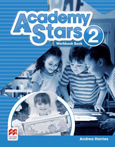 Academy Stars 2: Workbook cambridge young learners english flyers 5 answer booklet