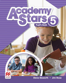 Academy Stars 5: Pupil's Book Pack cambridge young learners english tests flyers 4 student s book