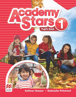 Academy Stars: Level 1: Pupil's Book Pack cambridge young learners english tests flyers 4 student s book