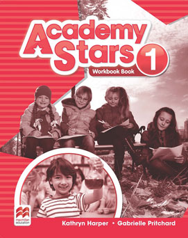 Academy Stars: Level 1: Workbook cambridge young learners english flyers 5 answer booklet