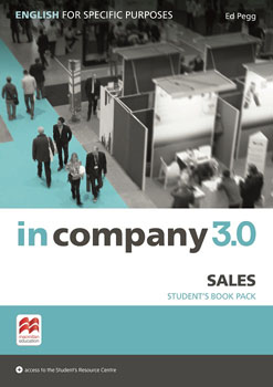 In Company 3.0 ESP Sales Student's Book +Webcode Pack