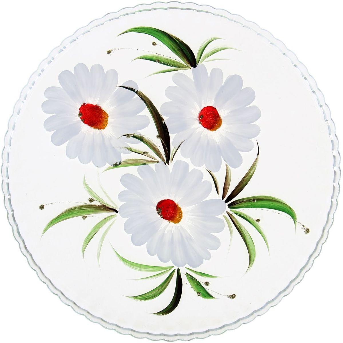 Блюдо Хрустальный звон Патиссэри, диаметр 28 см. 1193699 блюдо churchill диаметр 28 5 см