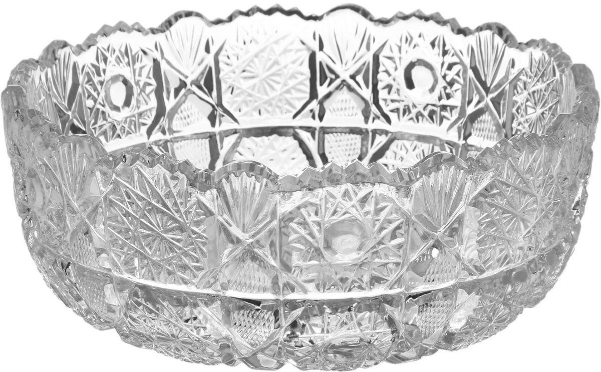 Салатник Бахметьевский завод, диаметр 21,3 см блюдо бахметьевский завод диаметр 24 см 1425035