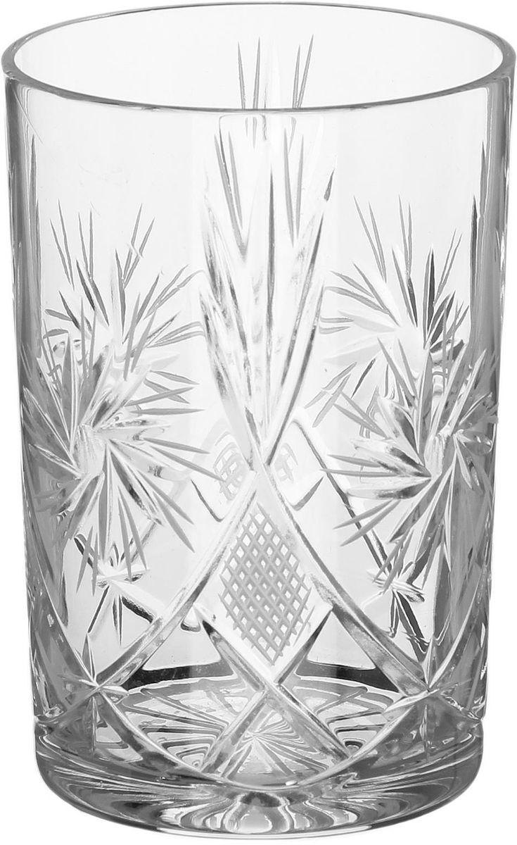 Стакан Бахметьевский завод Чайный, 180 мл1425123Стакан Бахметьевский завод Чайный изготовлен из качественного Бахметьевского хрусталя. Изделие оформлено оригинальным резным рисунком.