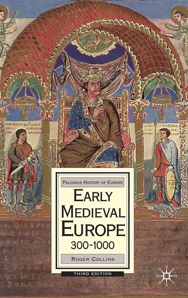 Early Medieval Europe, 300-1000 купить