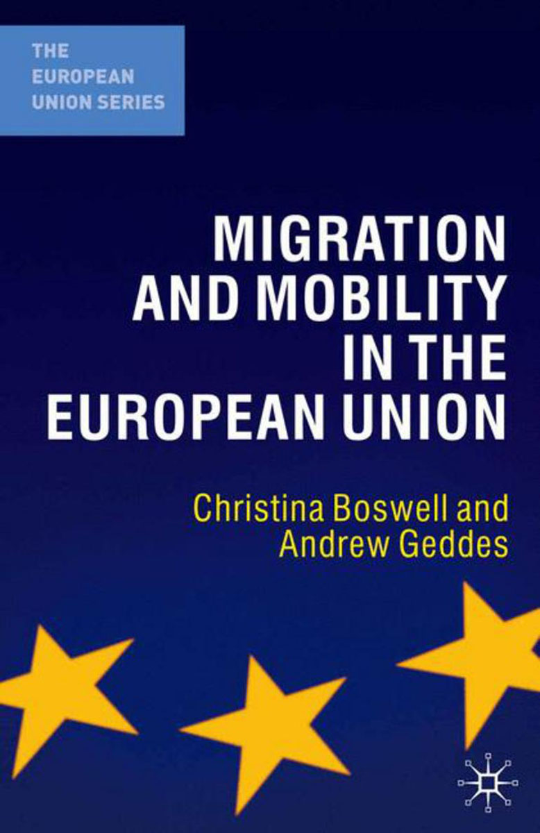 Migration and Mobility in the European Union mobility at the first and last mile of the ipt in a european megacity