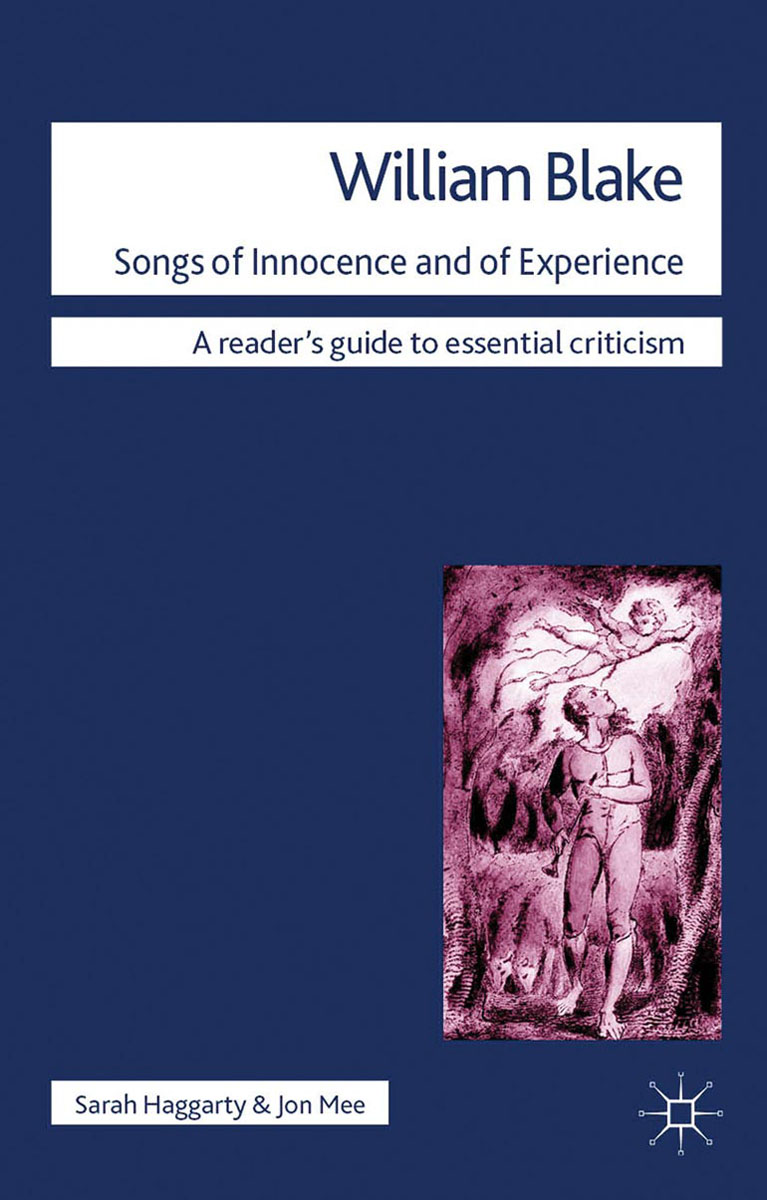 William Blake - Songs of Innocence and of Experience william v harris dreams and experience in classical antiquity