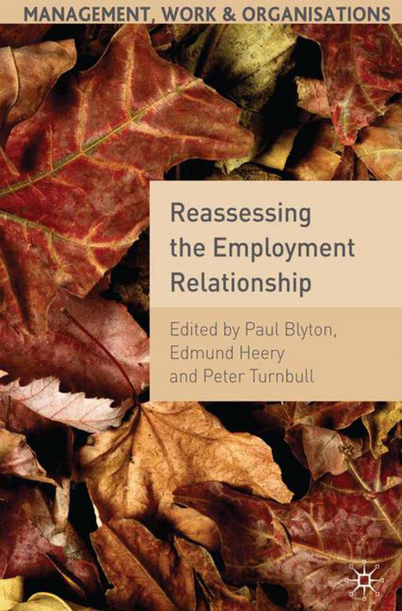 Reassessing the Employment Relationship buro buro usb a micro usb b