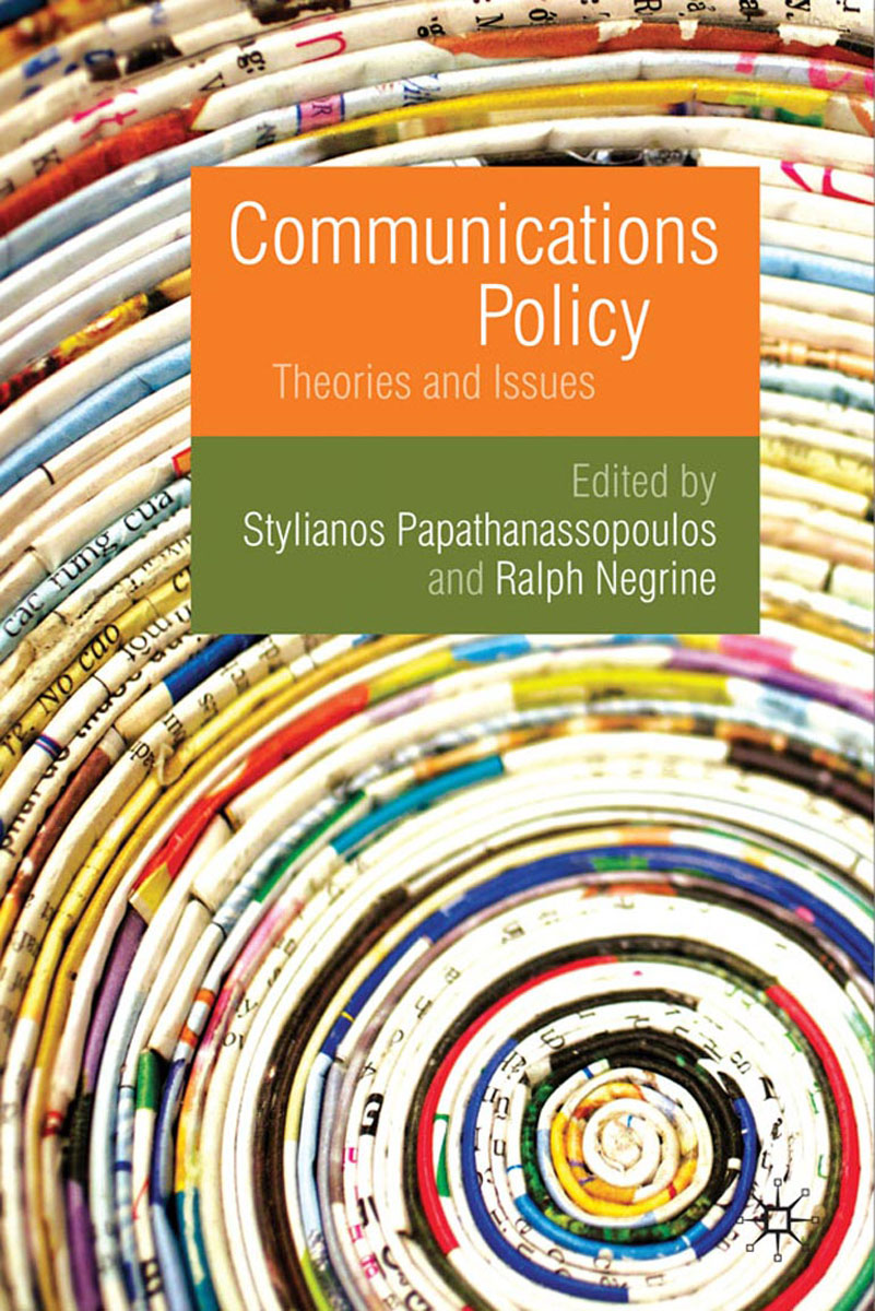 Communications Policy fields in vision television sport and cultural transformation communication and society