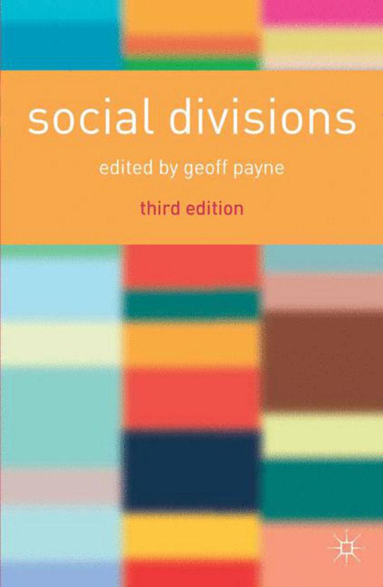 Social Divisions fundamental statistics for social science students