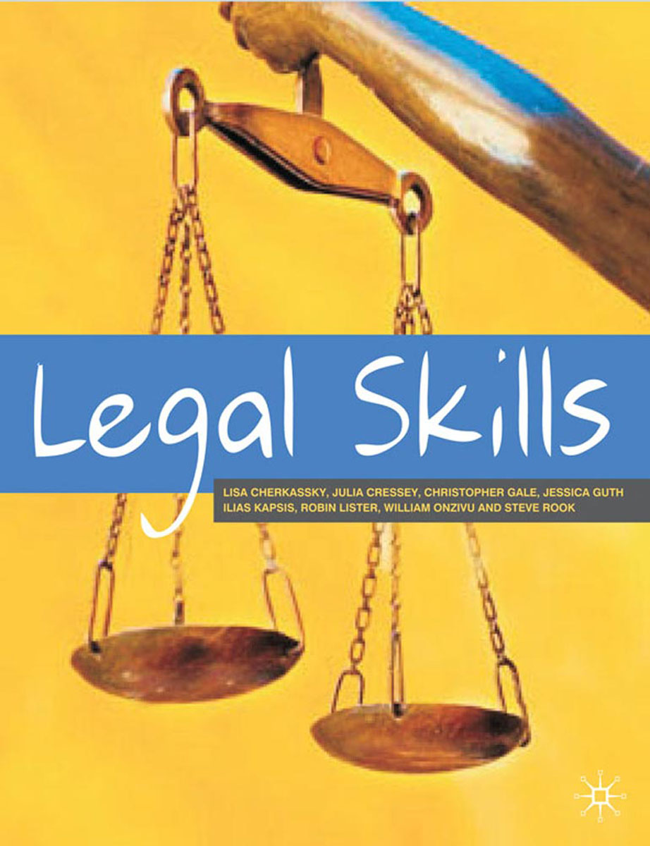 Legal Skills court and legal skills