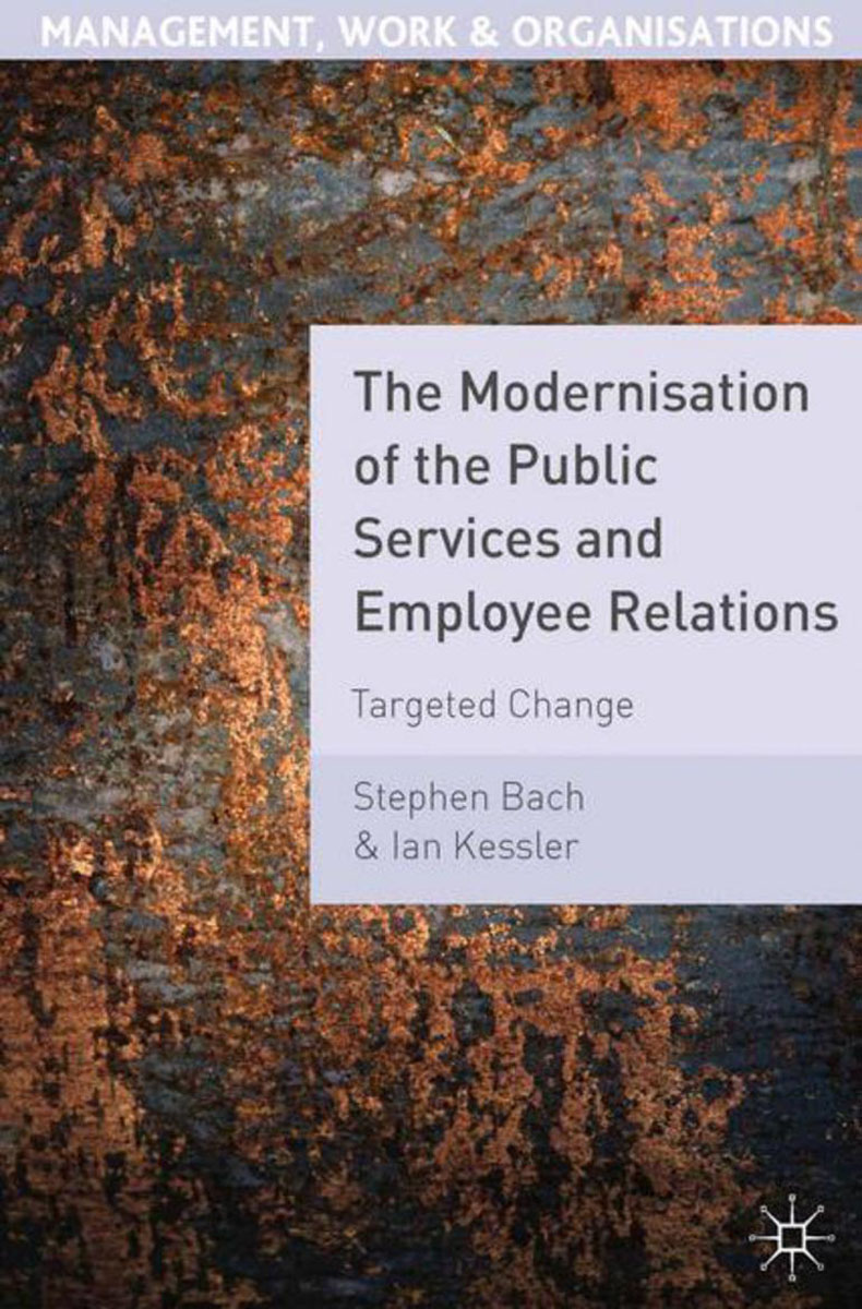 The Modernisation of the Public Services and Employee Relations an assessment of indexing and abstracting services