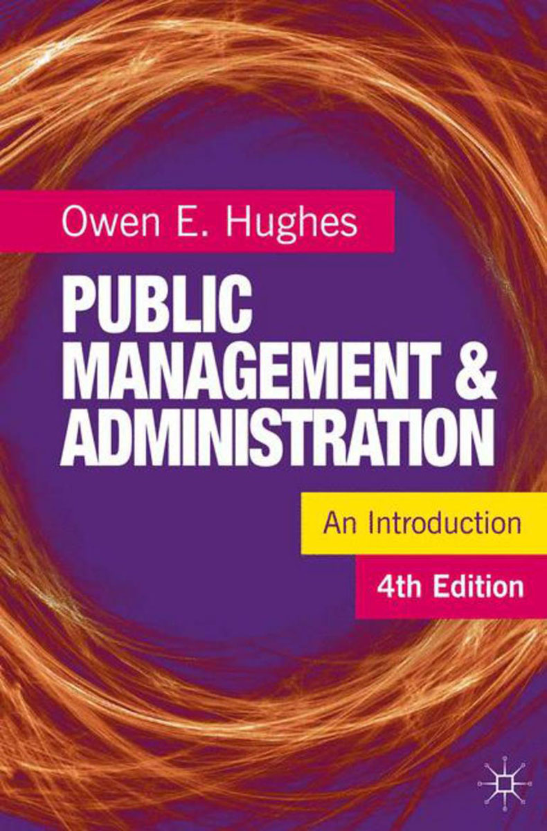 management and public administration