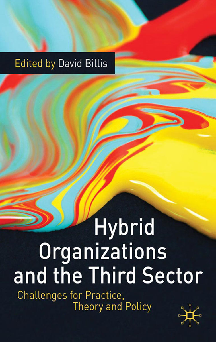 Hybrid Organizations and the Third Sector application of legendre wavelets and hybrid functions for ie