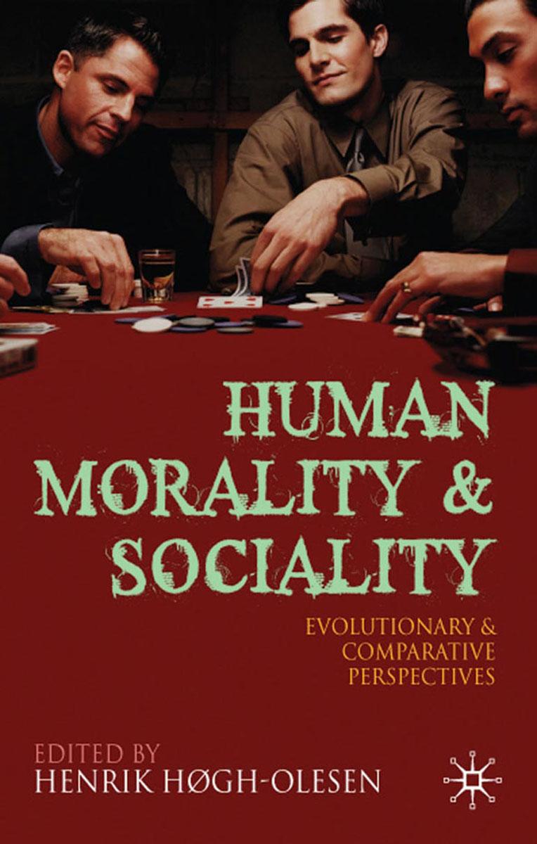 Human Morality and Sociality