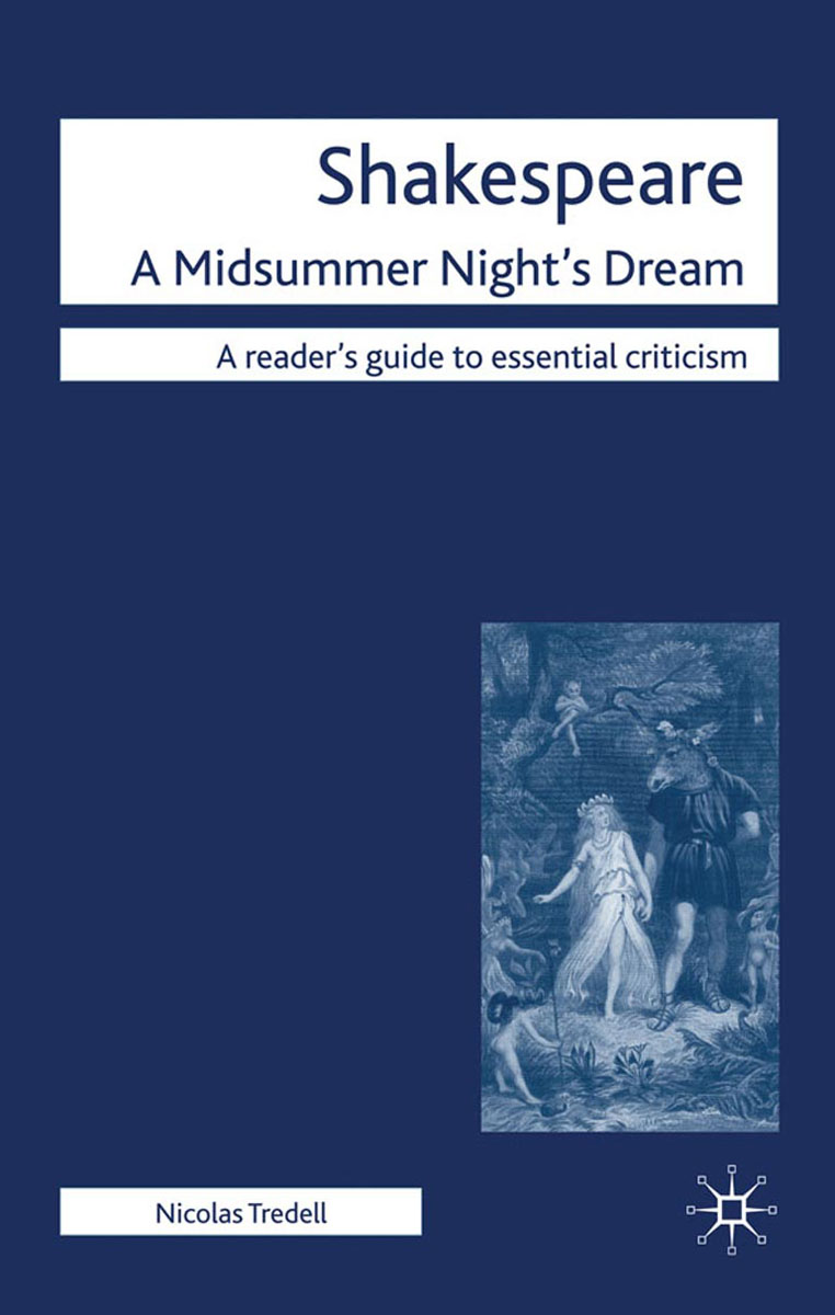 Shakespeare: A Midsummer Night's Dream shakespeare w the merchant of venice книга для чтения