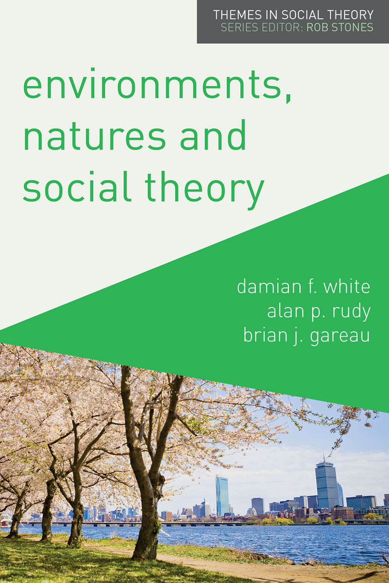Environments, Natures and Social Theory promoting social change in the arab gulf