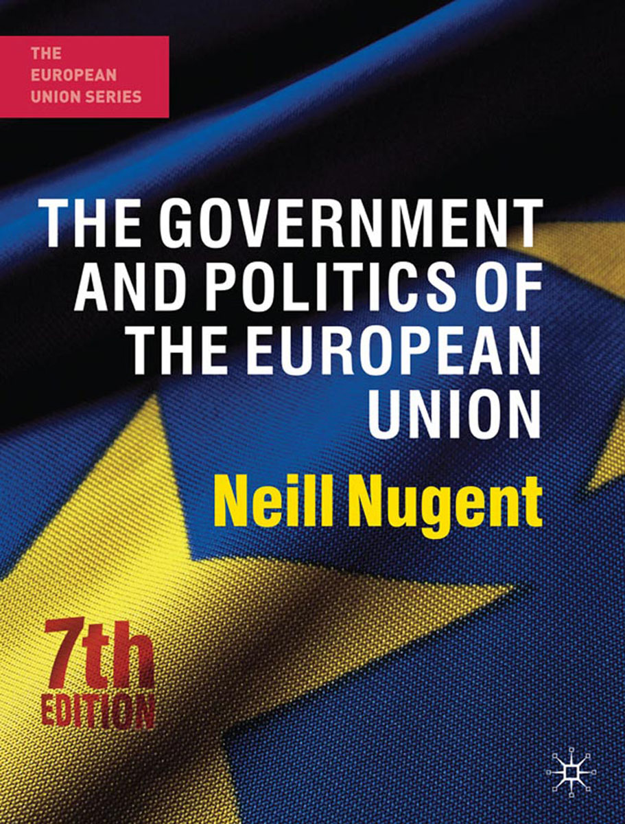 The Government and Politics of the European Union state of the union