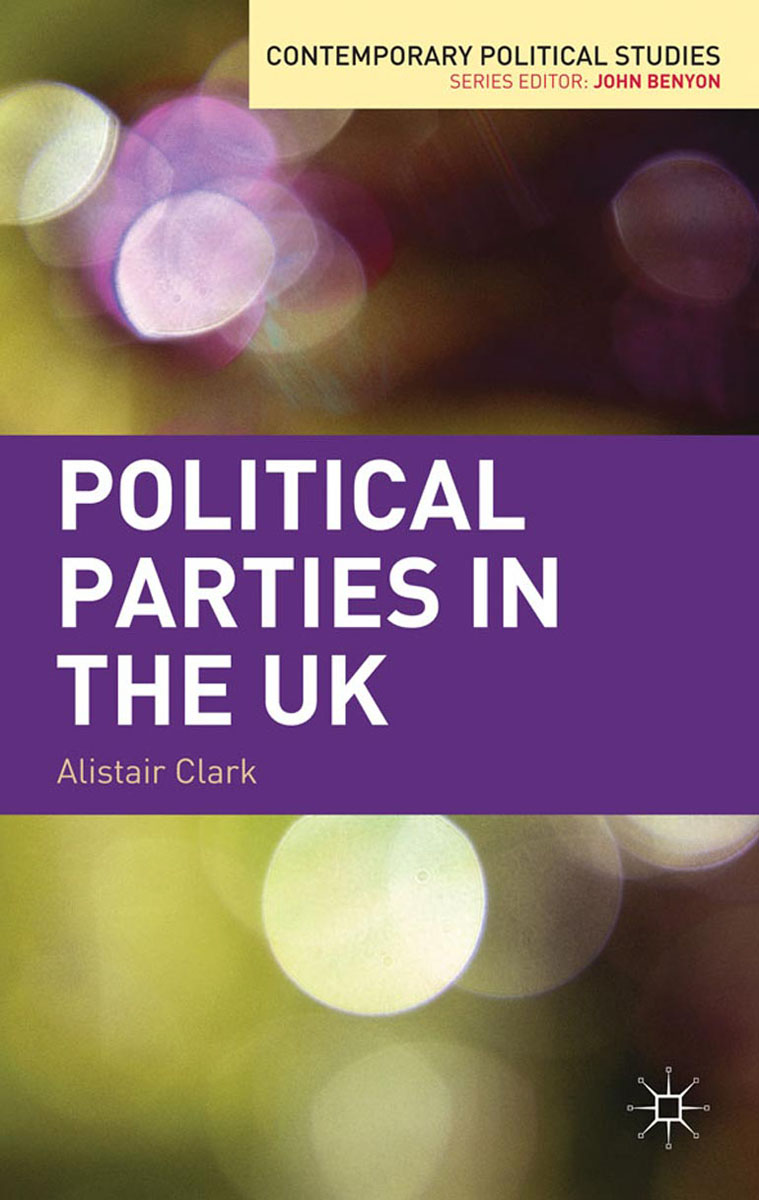 Political Parties in the UK nosratollah tajik impacts of strategic planning on political parties achievements