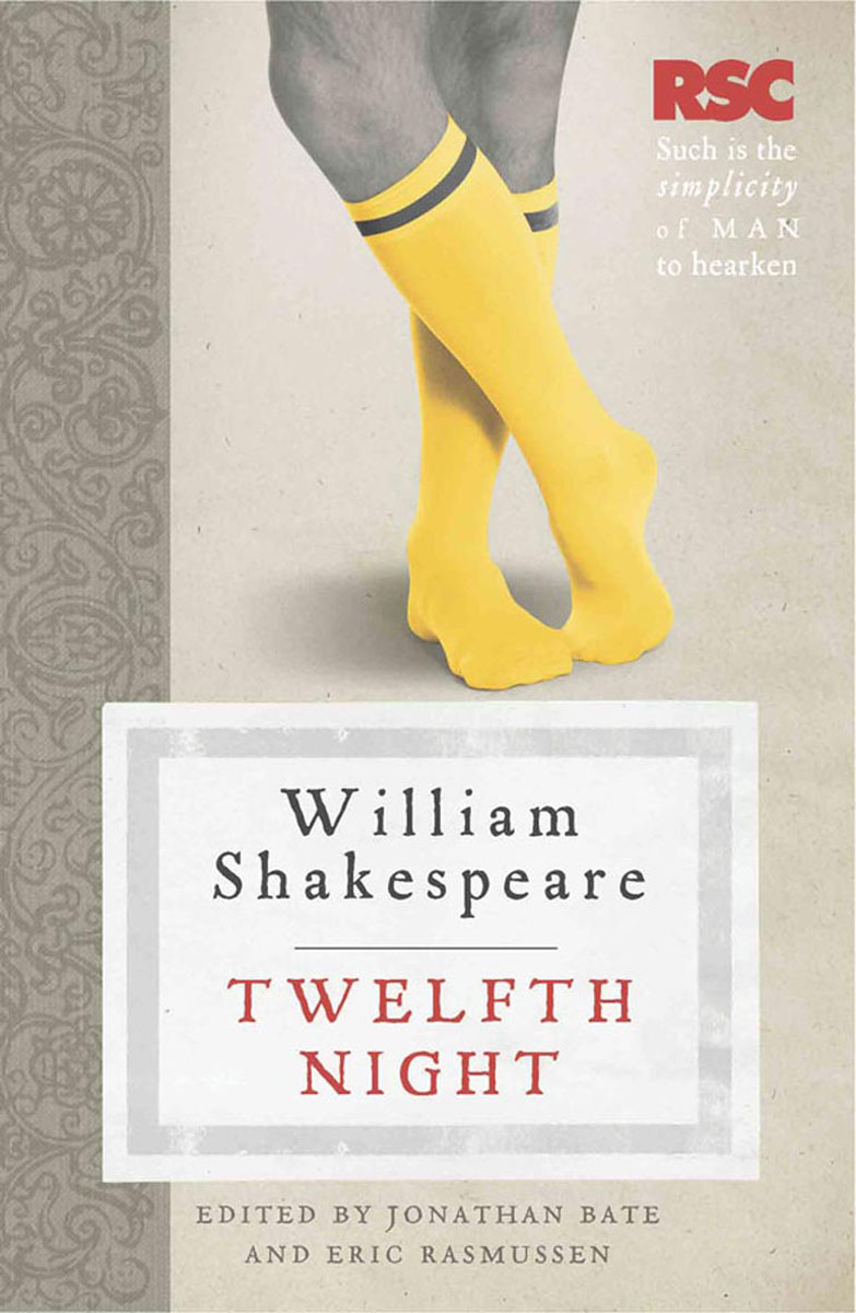 Twelfth Night the comedy of errors