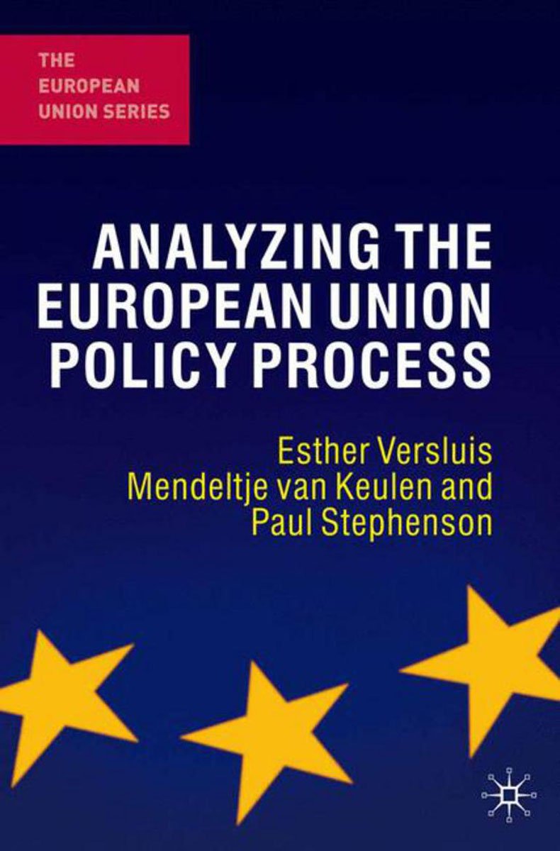 Analyzing the European Union Policy Process givi mikanadze georgia and the european union labour migration policy