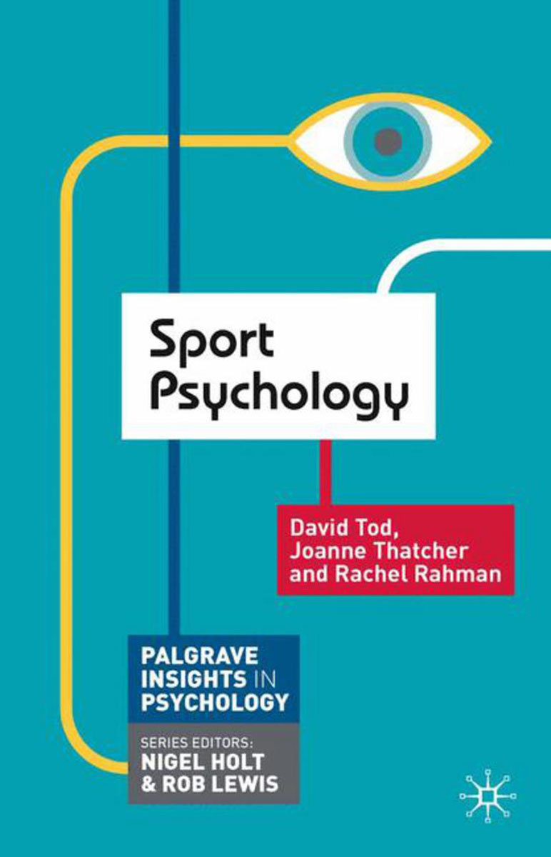 Sport Psychology caltabiano marie louise applied topics in health psychology