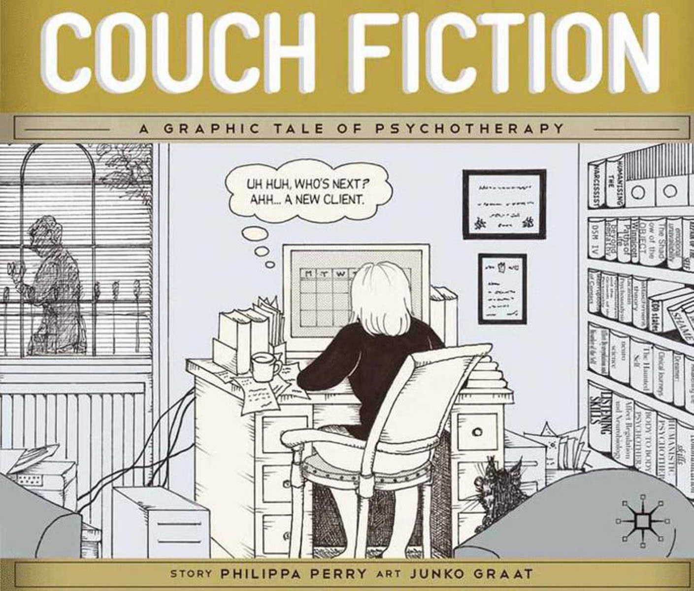 Couch Fiction faulks on fiction