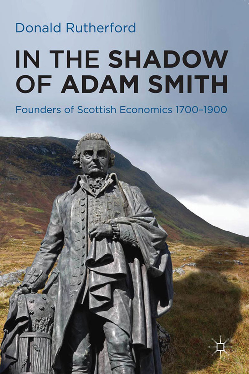 In the Shadow of Adam Smith in the shadow of du bois – afro–modern political thought in america