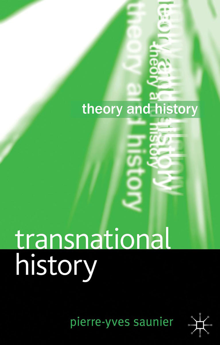 Transnational History thomas faist transnational migration