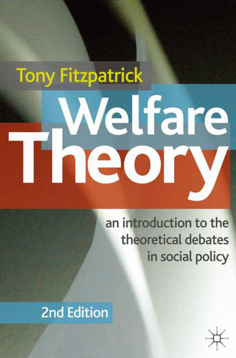 Welfare Theory the politics and implications of social policy