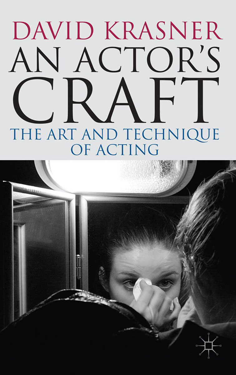 An Actor's Craft david ciccarelli voice acting for dummies