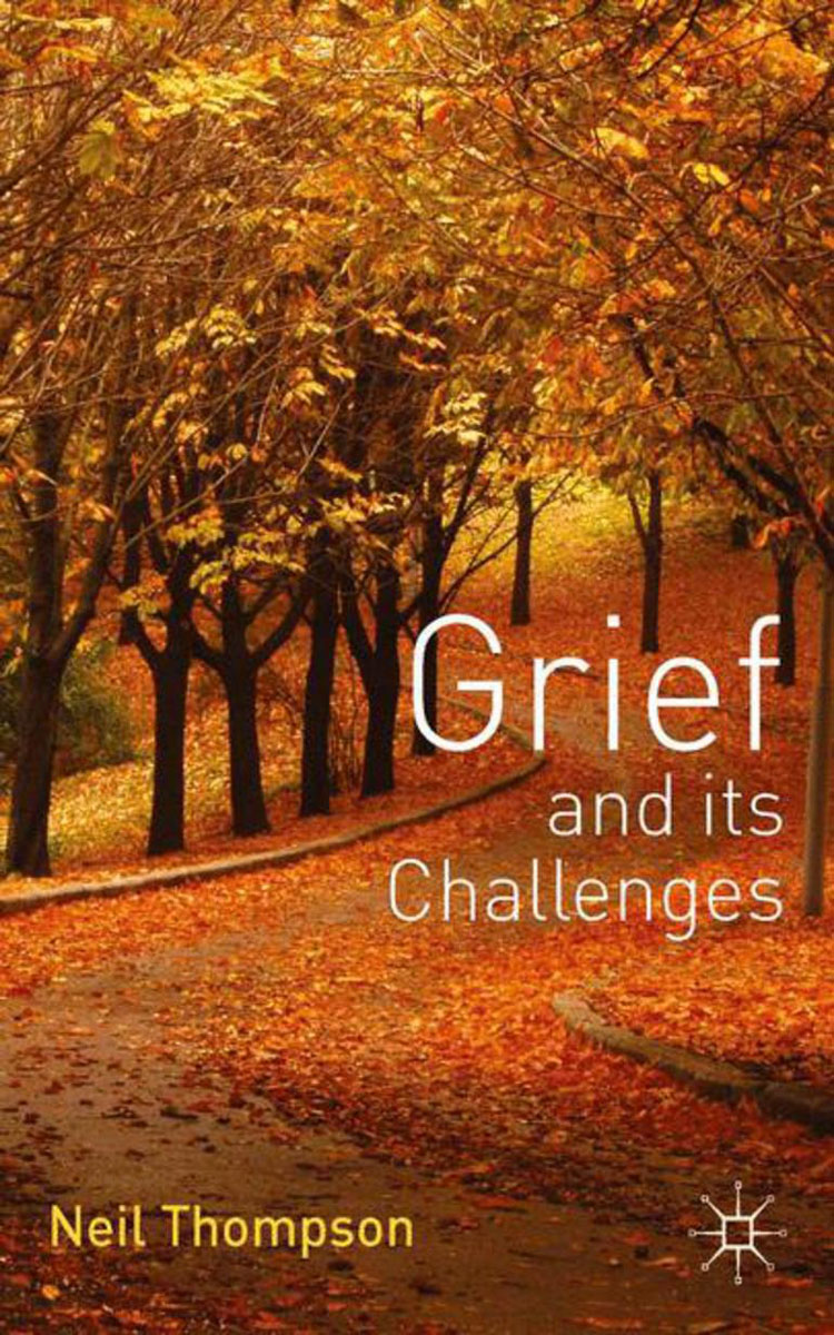 Grief and its Challenges neil barrett футболка