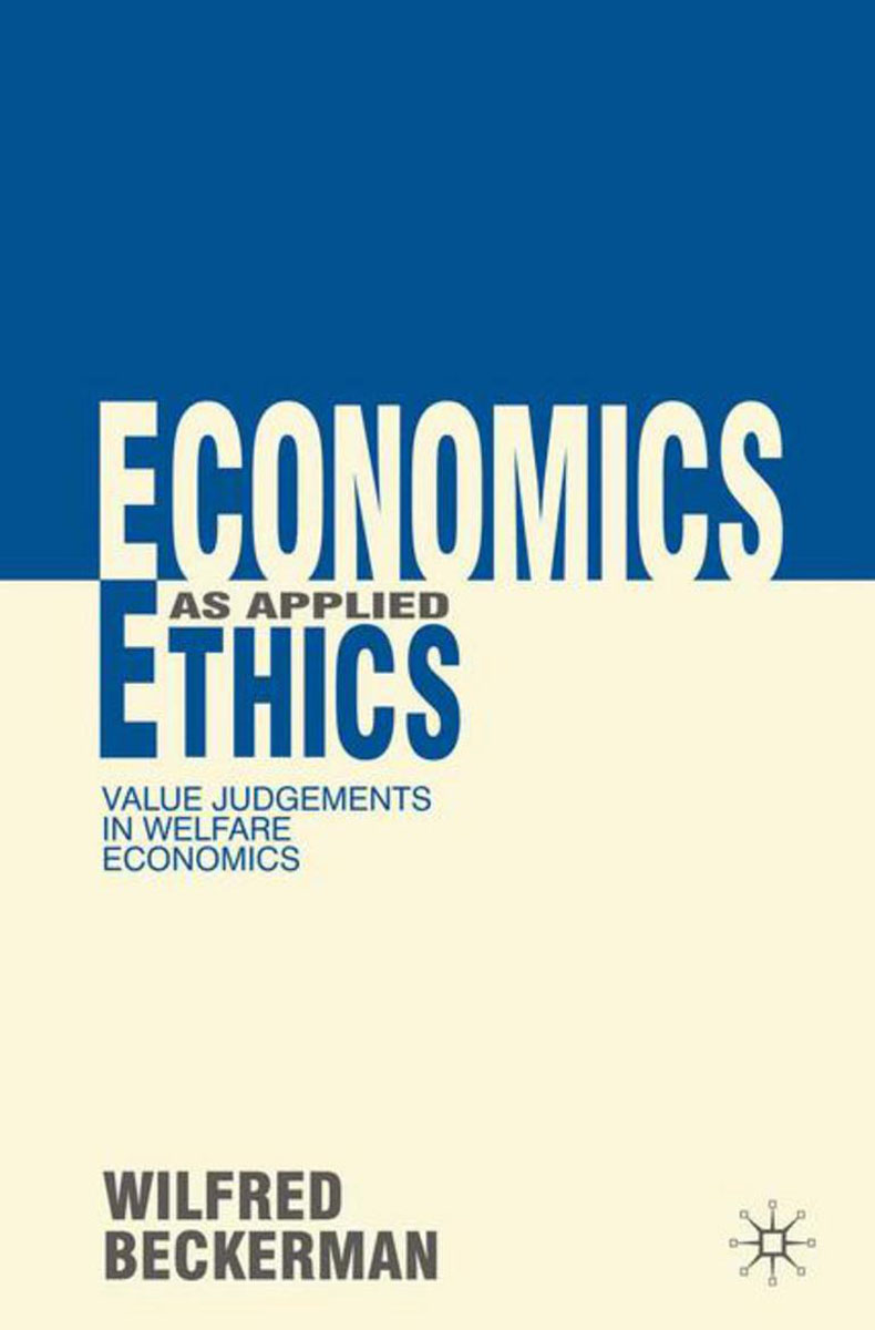 Economics as Applied Ethics learn basic economics
