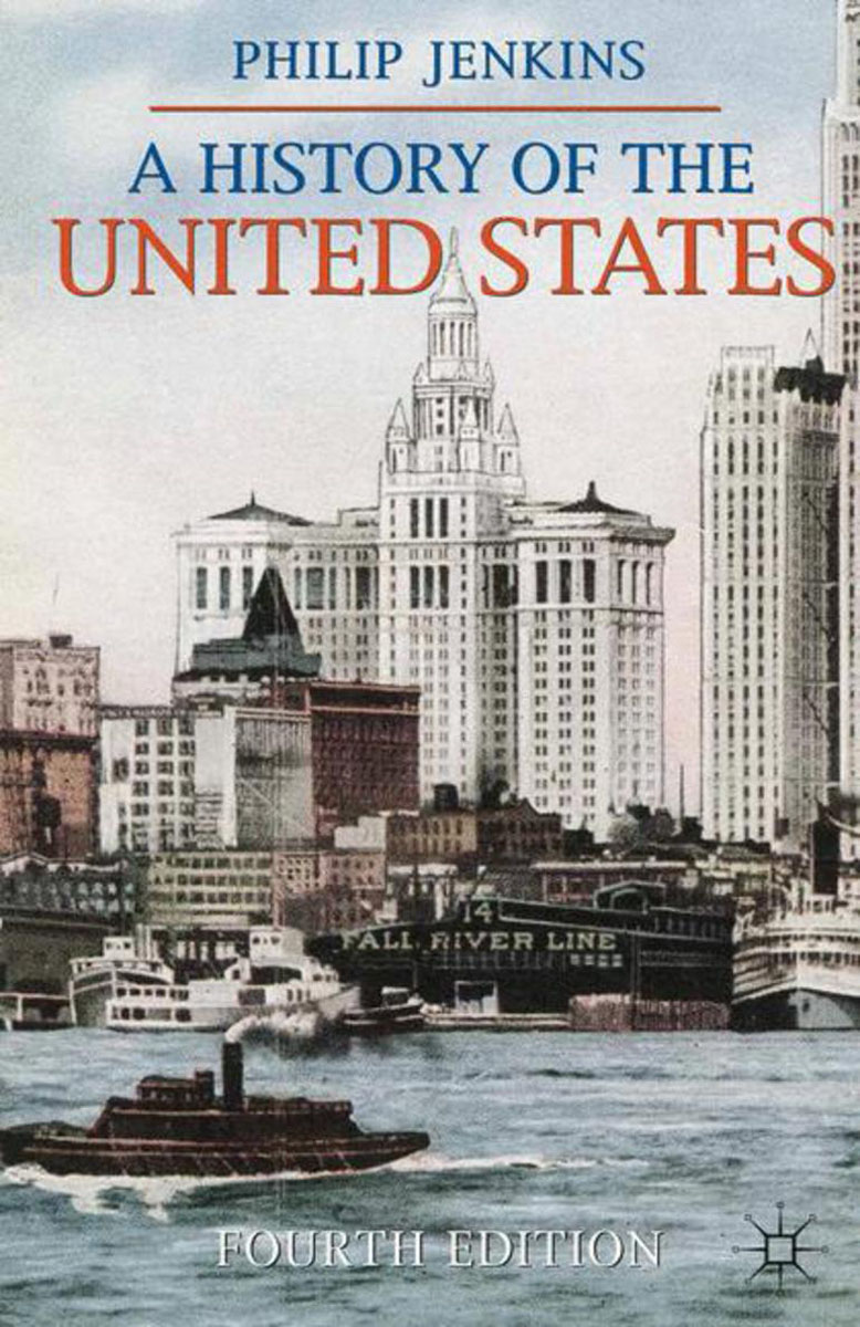 A History of the United States the new penguin atlas of recent history