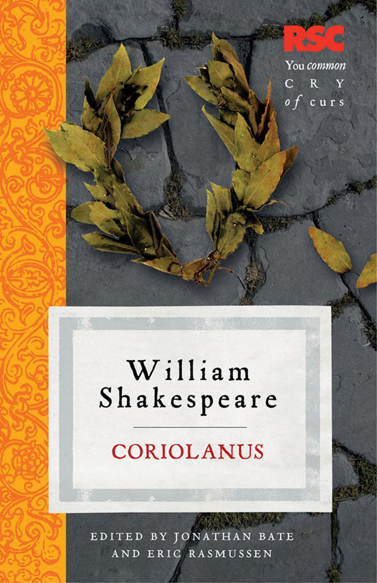Coriolanus an easy approach to understand organizational behavior