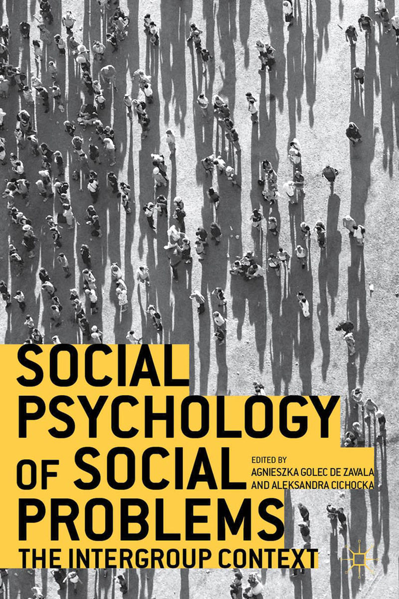 Social Psychology of Social Problems marc lane j the mission driven venture business solutions to the world s most vexing social problems