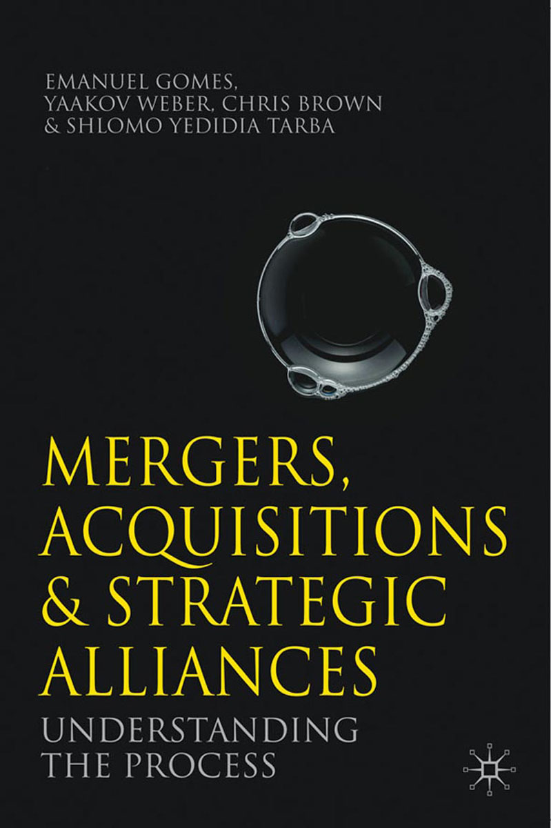 Mergers, Acquisitions and Strategic Alliances ard pieter man de alliances an executive guide to designing successful strategic partnerships