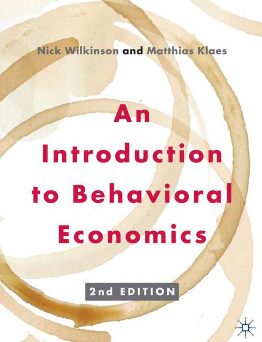 An Introduction to Behavioral Economics set theory an introduction to independence proofs