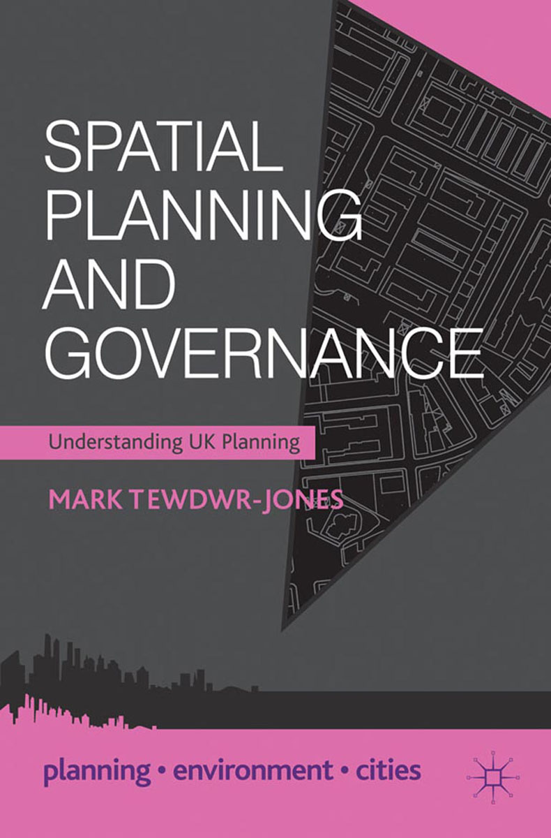 Spatial Planning and Governance optimized–motion planning