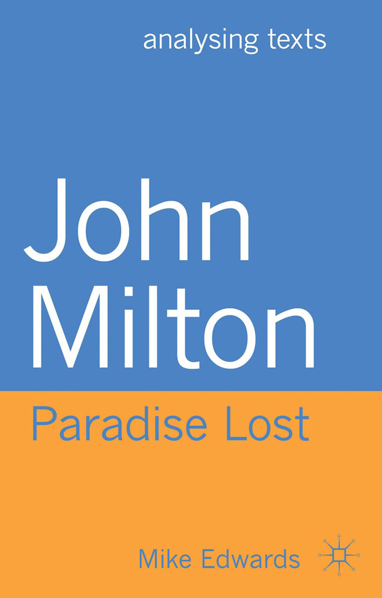 John Milton: Paradise Lost paradise lost and other poems