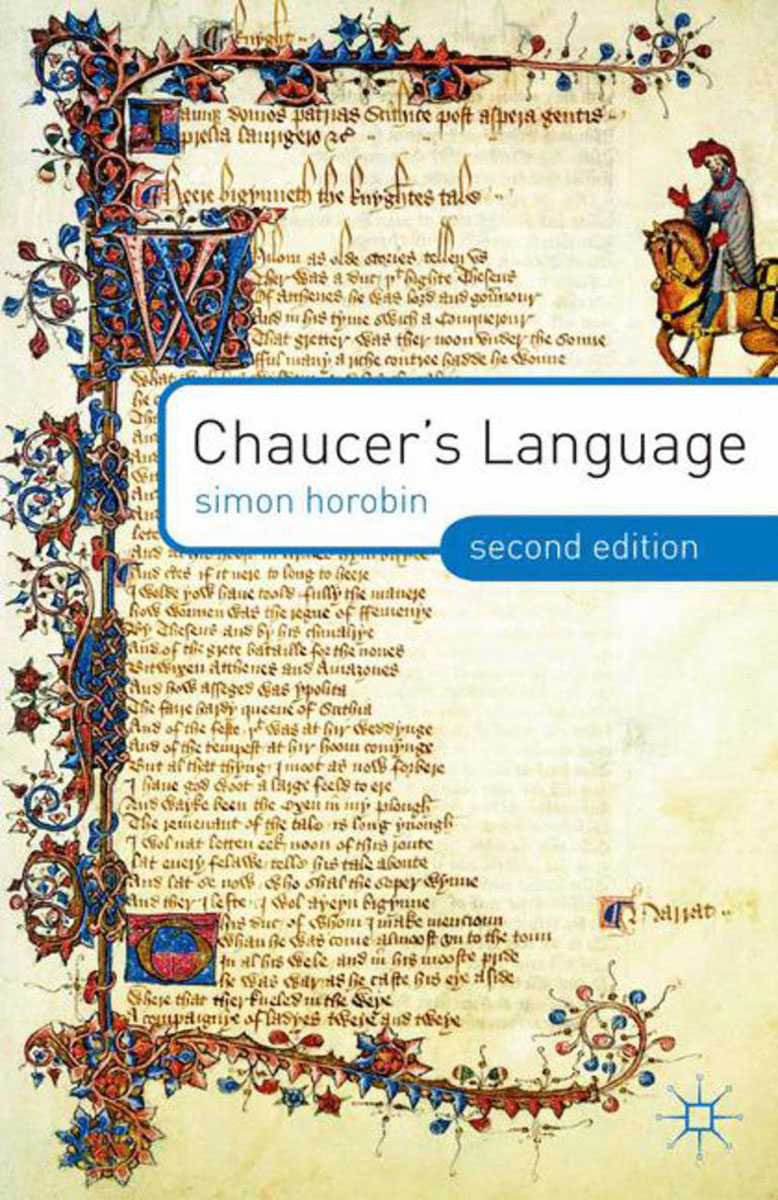 Chaucer's Language татьяна олива моралес the comparative typology of spanish and english texts story and anecdotes for reading translating and retelling in spanish and english adapted by © linguistic rescue method level a1 a2