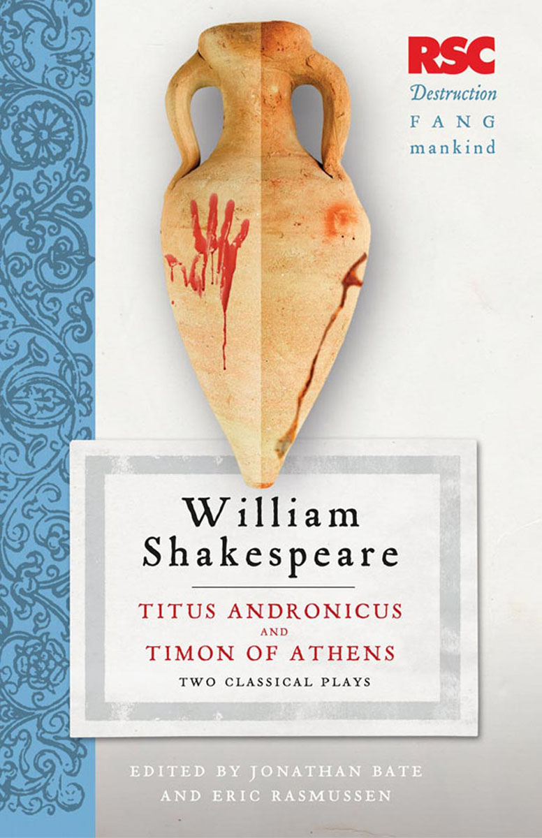 Titus Andronicus and Timon of Athens shakespeare w the merchant of venice книга для чтения